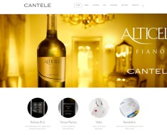 Cantele Vini Restyling